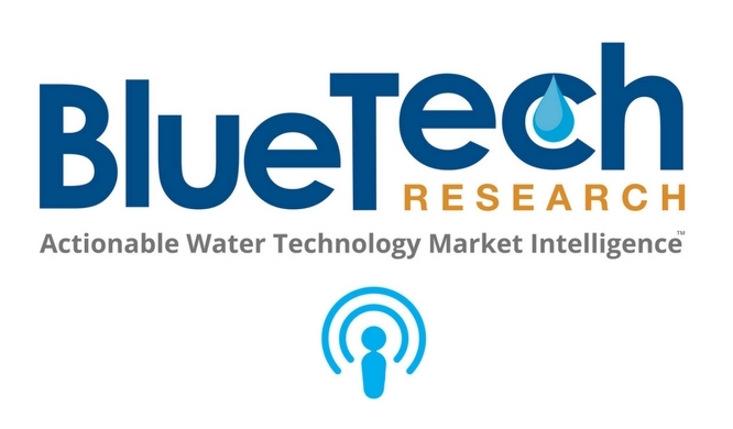 Latest BlueTech Podcast: BlueTech speaks to Nestle in advance of BlueTech Forum and learns what they are doing to maximise water efficiency