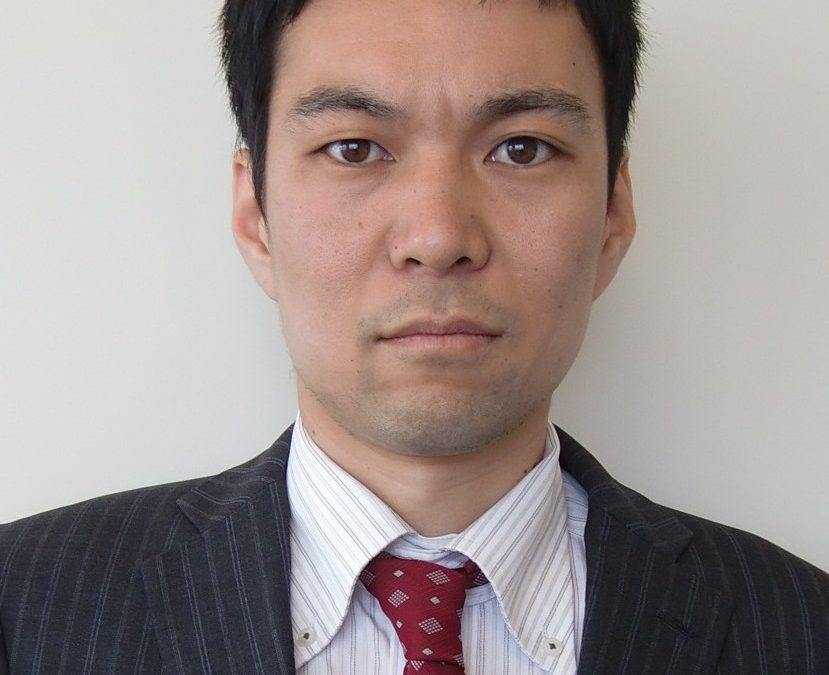 Yuya KIMURA (Dr. Eng.), Industry and Water Business Administration Division, Hitachi Ltd.
