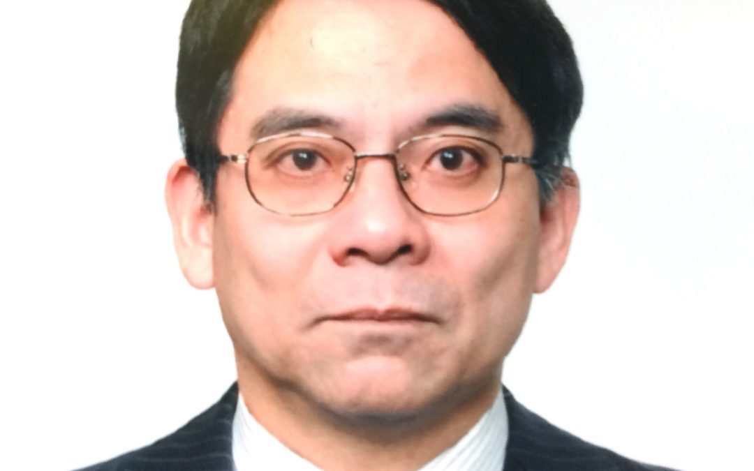 Toshihiko Kurebayashi, Water & Environment Solution Division Hitachi Ltd.