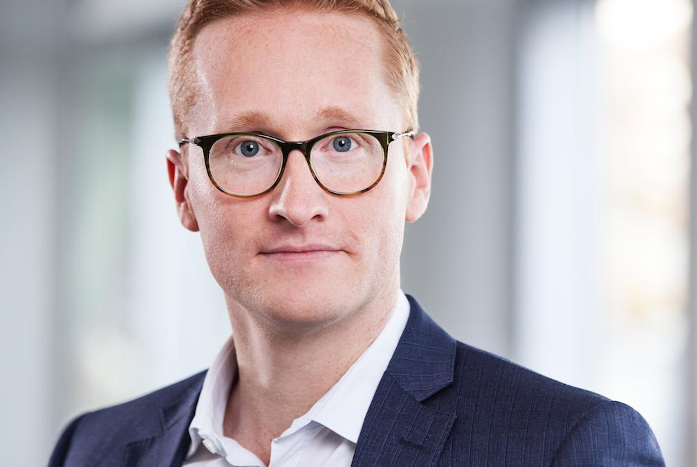 Jens Kolind, Vice President, Technical Industries, Novozymes A/S