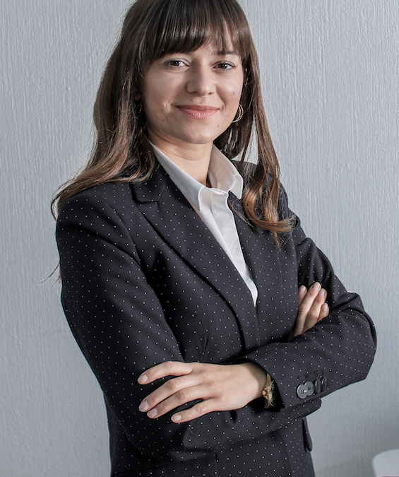 Günseli Mendi, Business Development Specialist, Hyrec
