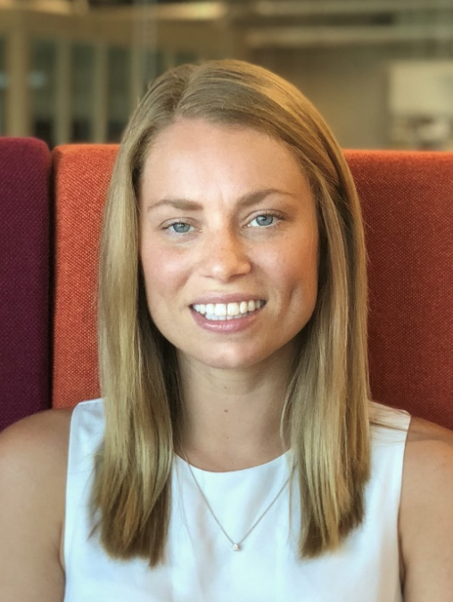 Emma Milburn, Marketing Director, iota