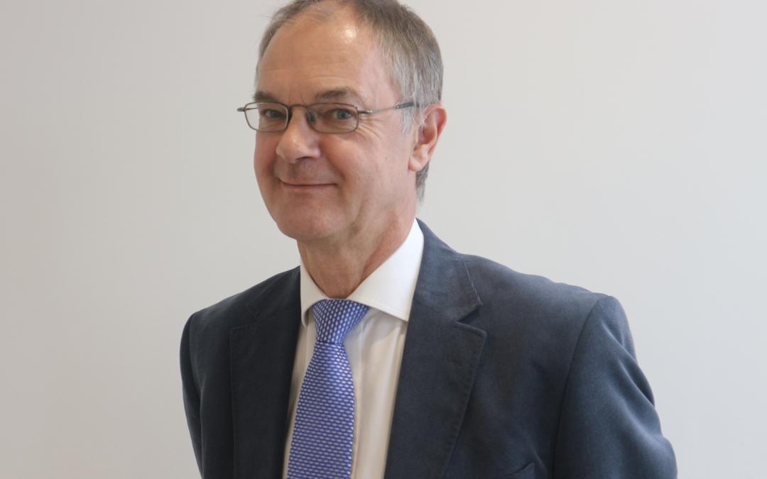 David Smith, Asset Management Director, Bristol Water